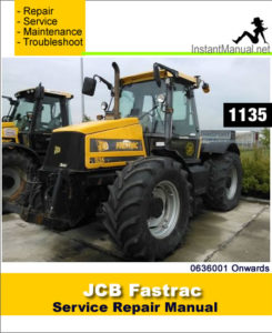 jcb 1135 fastrac service repair manual sn 0636001 onwards. Black Bedroom Furniture Sets. Home Design Ideas