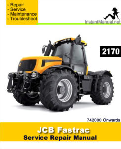 jcb 2170 fastrac service repair manual sn 742000 onwards. Black Bedroom Furniture Sets. Home Design Ideas