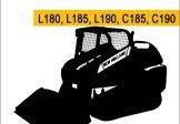 New Holland L180 L185 L190 C185 C190 Compact Track Loader Service Repair Manual